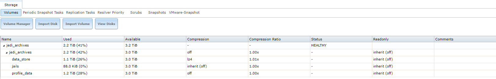 What am I doing wrong? 1gb performance on 10gb link | iXsystems
