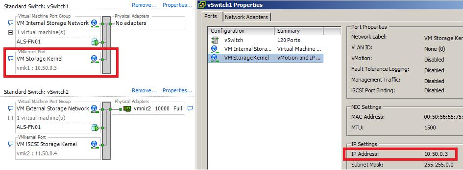 2nd NIC for FreeNAS VM on ESXi 6 5 (AiO) | iXsystems Community