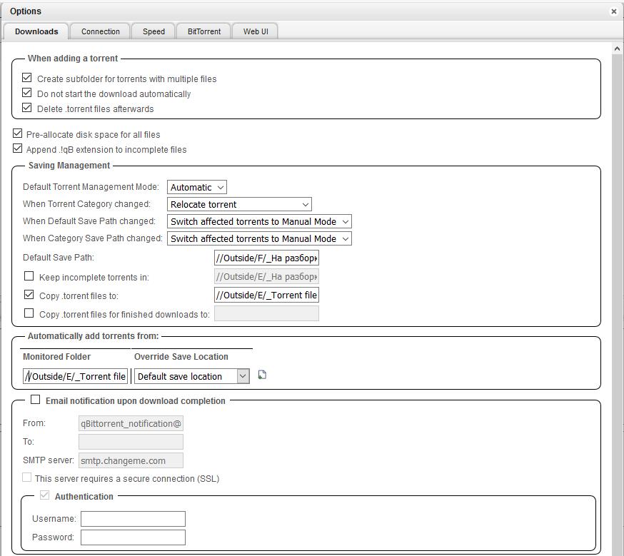 Installing qbittorrent under FreeNAS-11 2-U3 | iXsystems Community