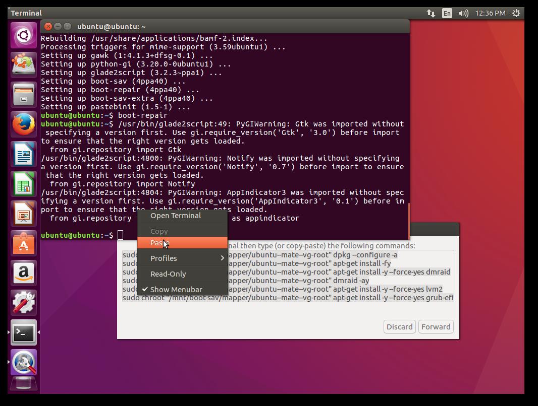 HOW TO: Boot Ubuntu Desktop VM in UEFI mode | iXsystems