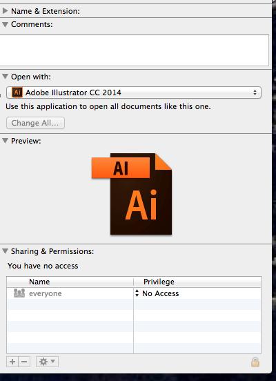 adobe illustrator file viewer mac
