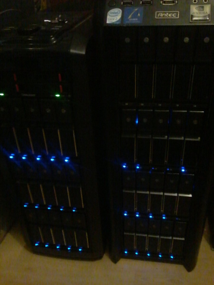 200 Euro - First FreeNAS - Buget diskless FreeNAS | iXsystems Community
