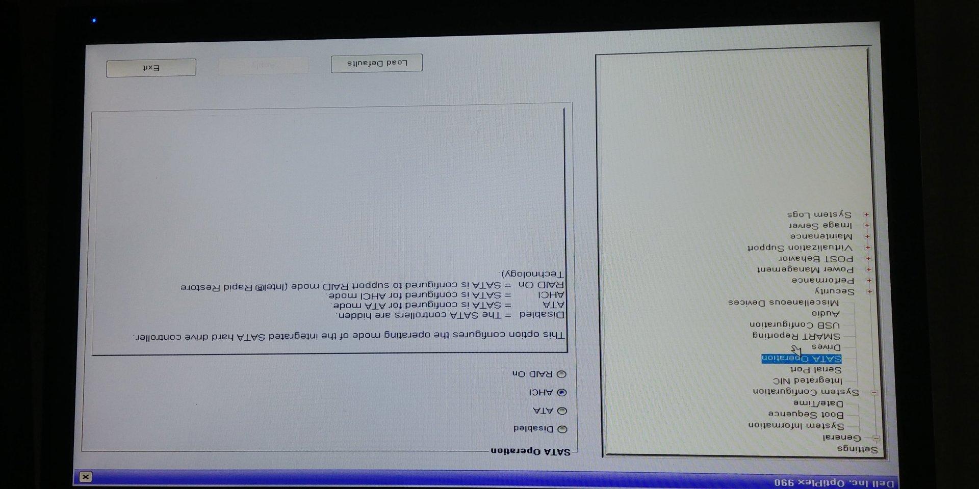 First time FreeNAS install - Dell Optiplex 990 | iXsystems Community
