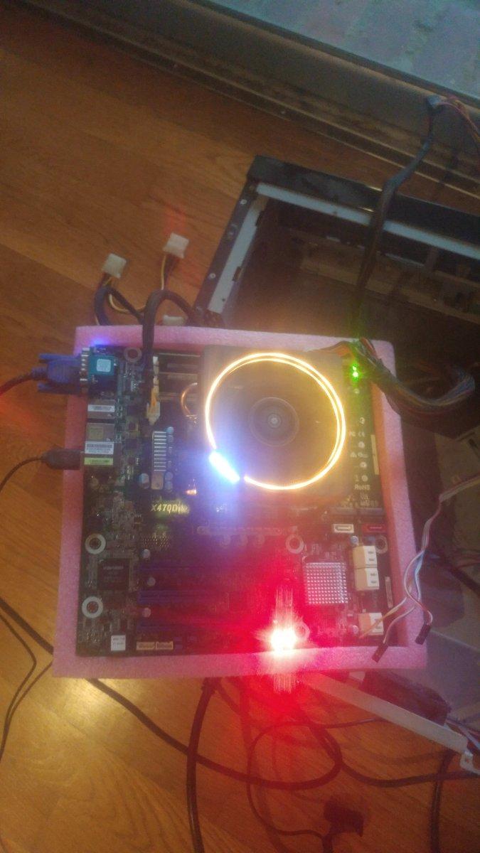 ASRock Rack X470D4U Build Report (AM4 Server Board