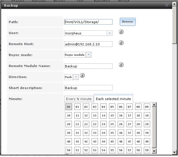 FreeNAS to QNAP RSYNC Guide | iXsystems Community