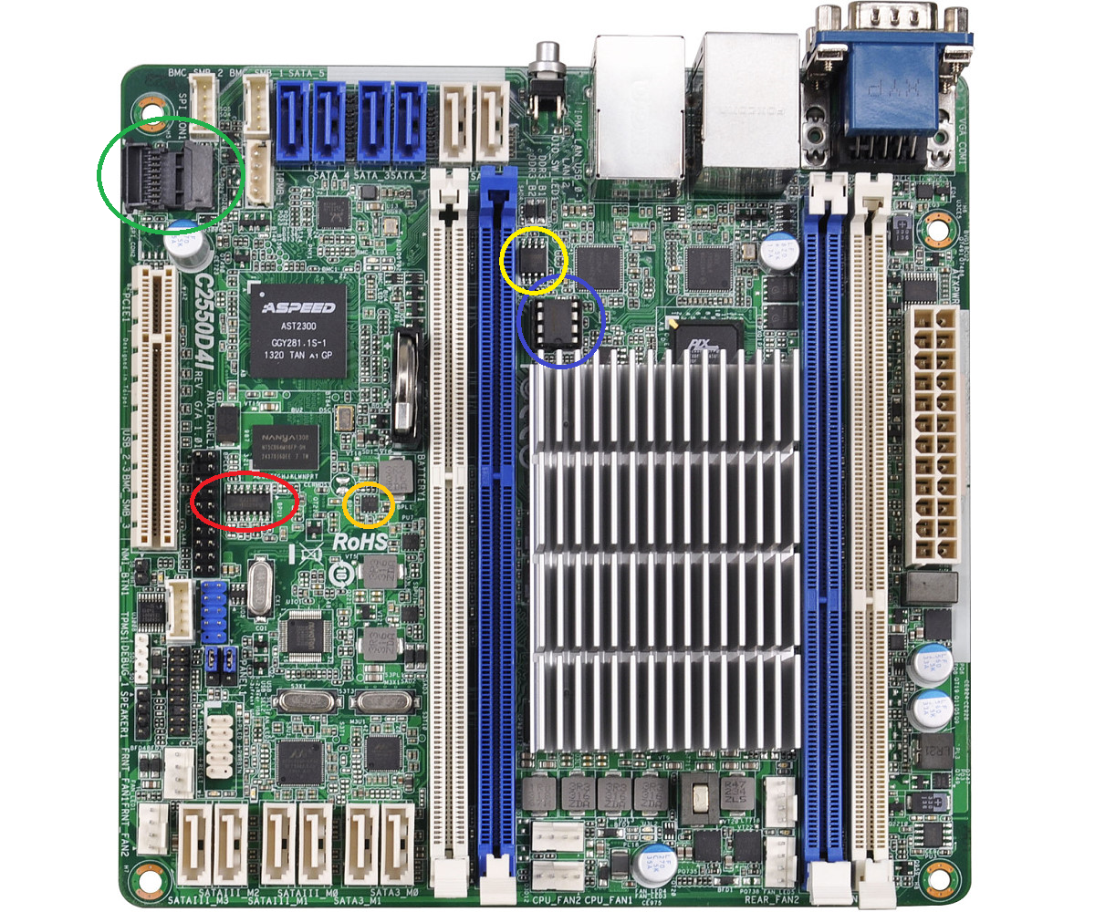 SOLVED - Dead ASRock C2750D4I and poor customer service? | iXsystems