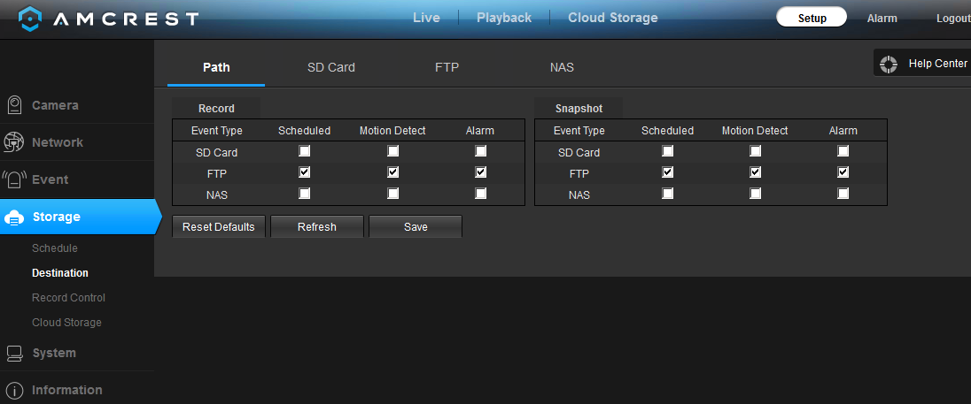 FreeNAS as DVR for IP cameras? | Page 2 | iXsystems Community