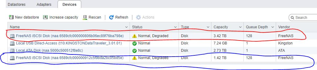 Storage Queue Depth Vmware
