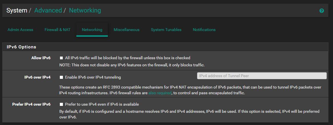 FreeNAS 11 + Pfsense Router - Non-functional LinuxMint VM