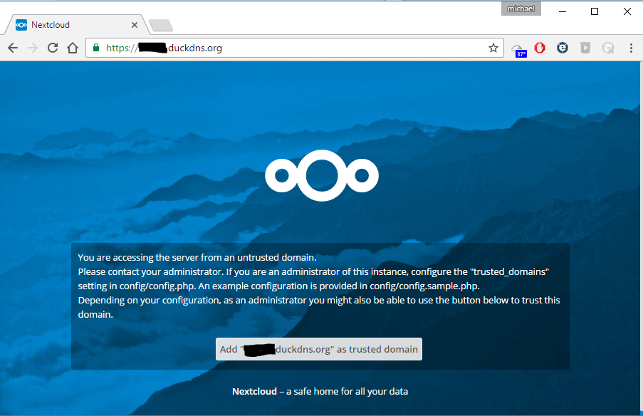 HOW-TO: NextCloud 10 w/ Apache, PHP, and MariaDB | Page 3