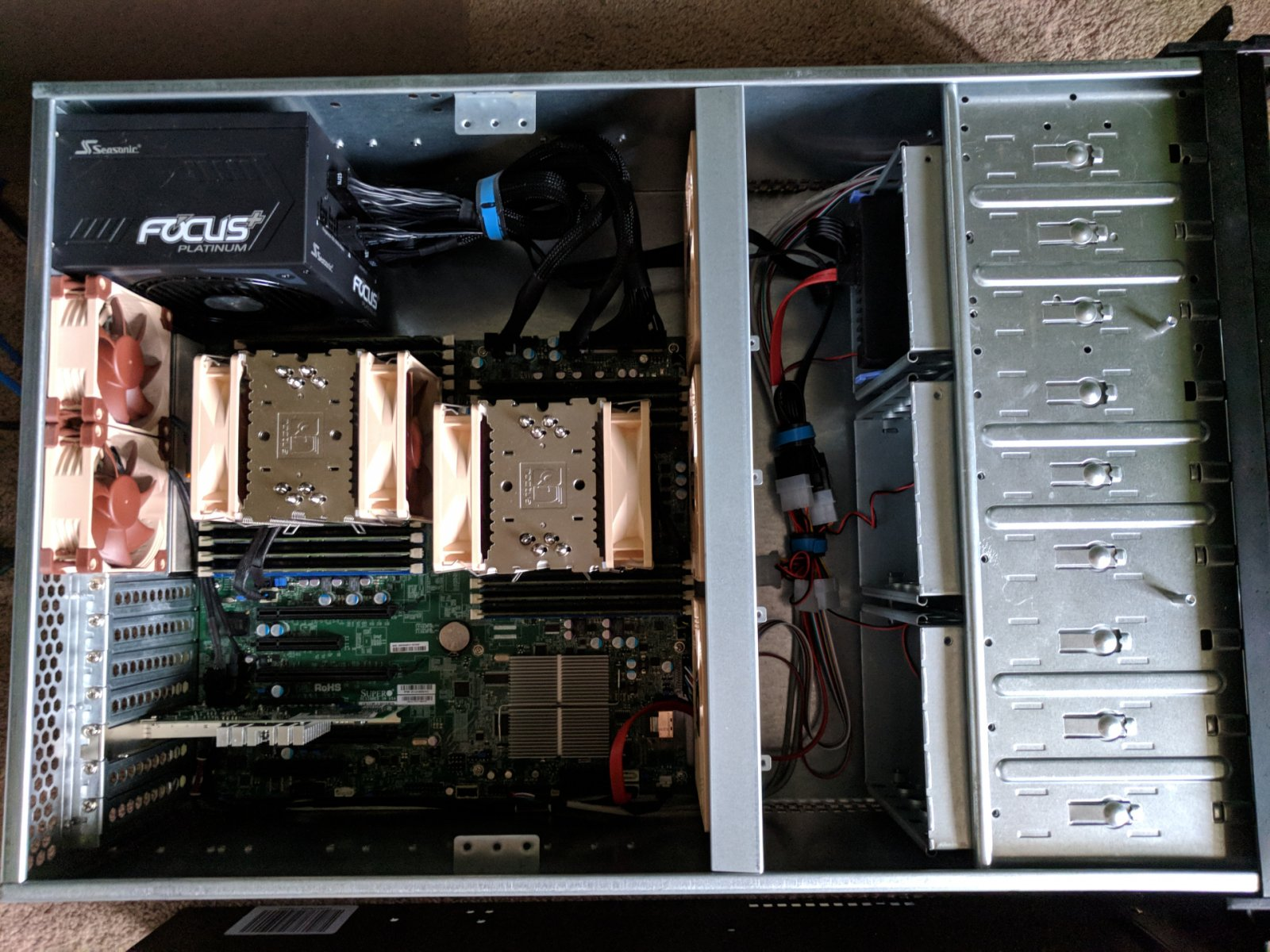 New NAS for Home/Lab use   iXsystems Community