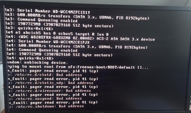 Phison S11 Controller Failure