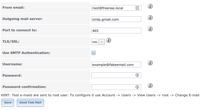 GMAIL Sign-in attempt prevented | iXsystems Community