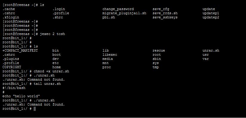 Auto Extract Script | iXsystems Community