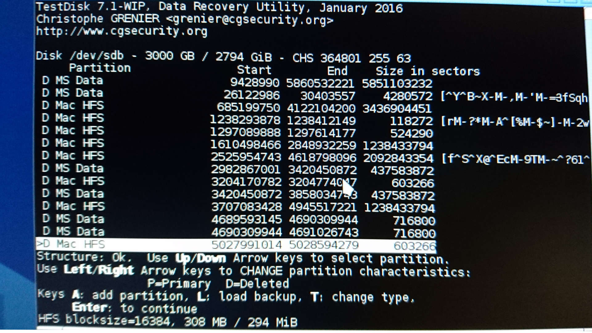 Restoring formatted Freenas HDD - maybe TestDisk? | iXsystems Community