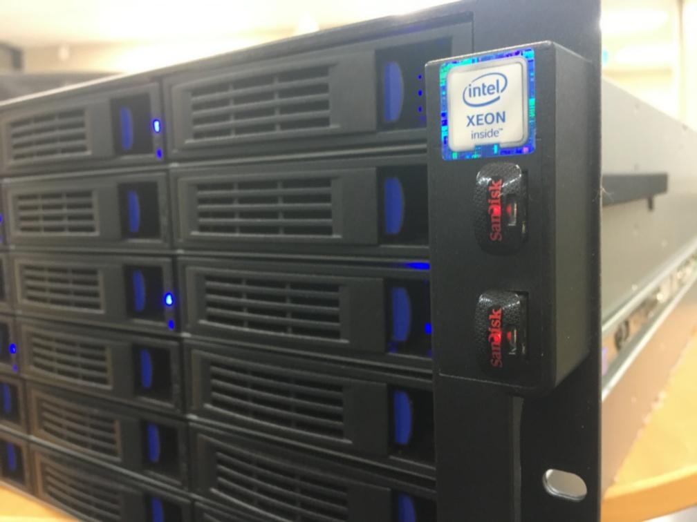 Build Report: Norco RPC-4224, SuperMicro X10-SRi-F, Xeon E5
