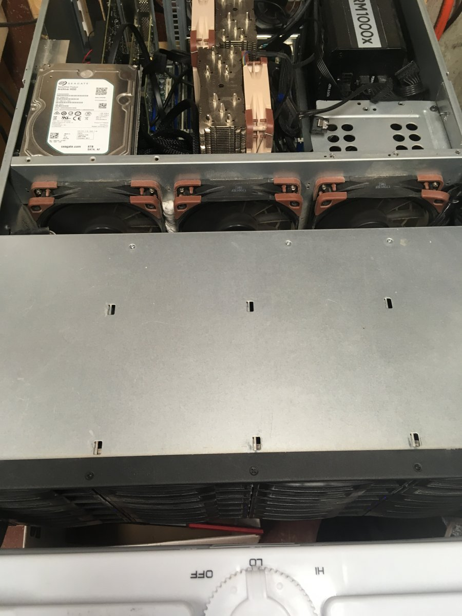 Decided on the Dark Side and I want to build a 120TB Monster