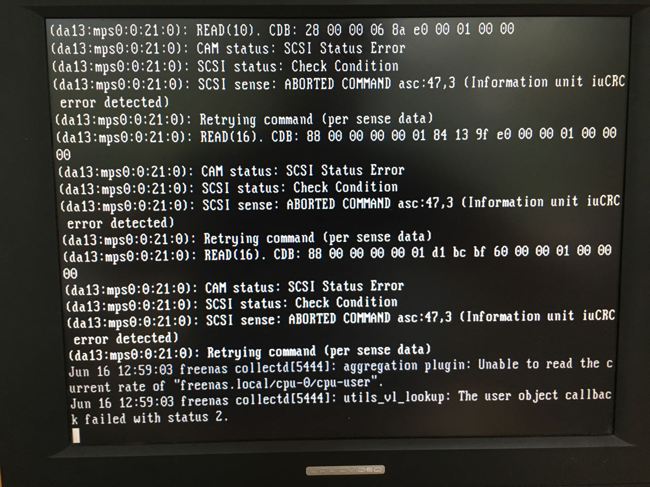 Need help installing FreeNAS with Dell PERC H200  So very