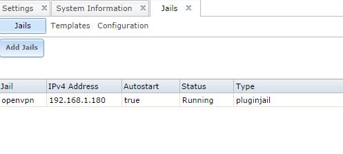Configuring transmission plugin too run through OpenVPN using PIA