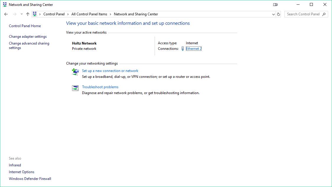 Windows 10: Error: The object was not found  Server name: FREENAS