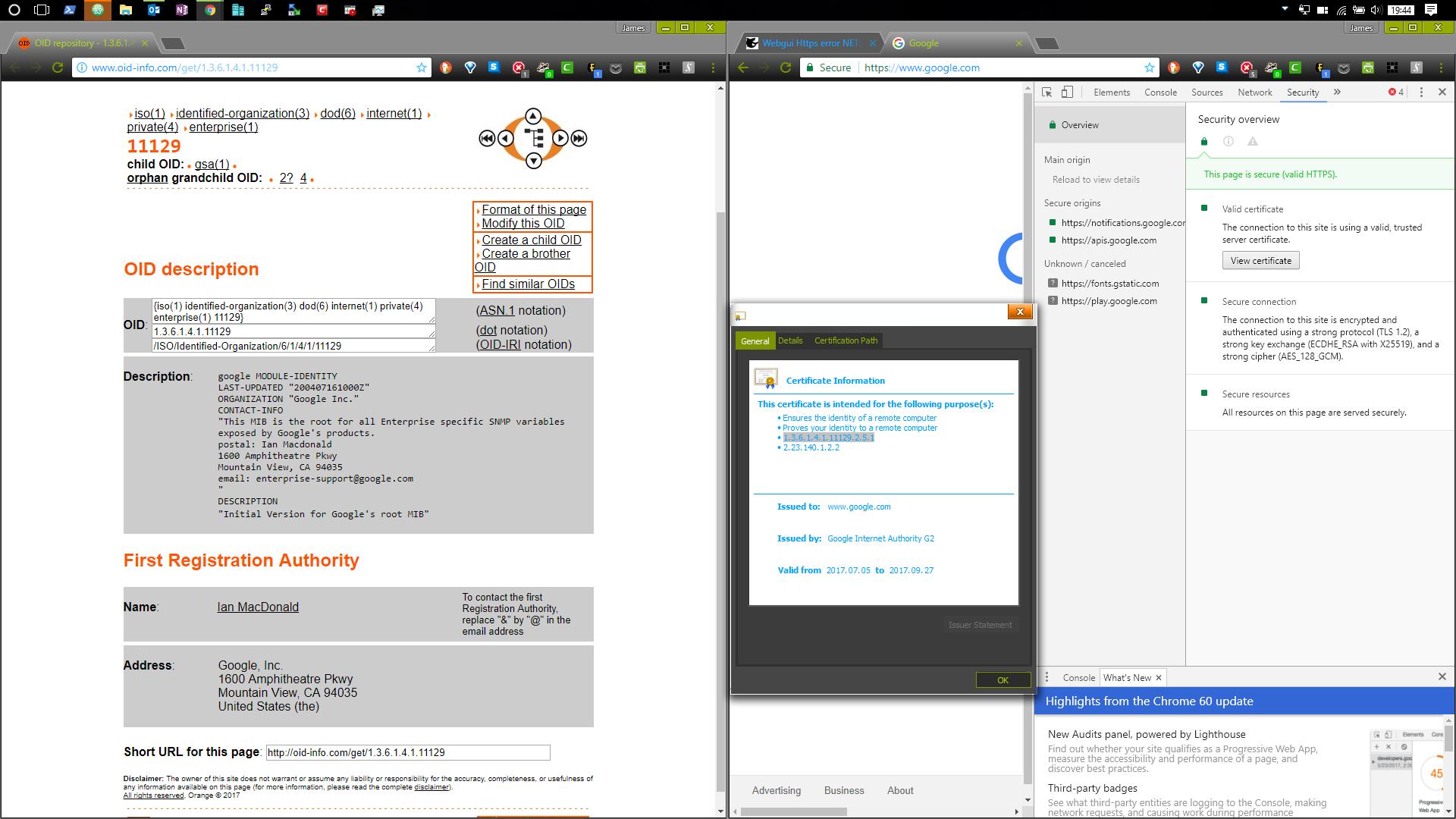 Webgui Https error NET::ERR_CERT_COMMON_NAME_INVALID