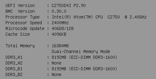 FreeNAS stop booting db> | iXsystems Community