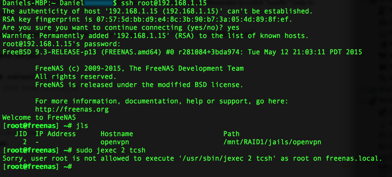 Setting up a DDNS client   iXsystems Community