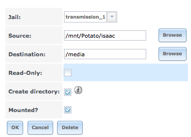 Transmission unable to download torrents | iXsystems Community