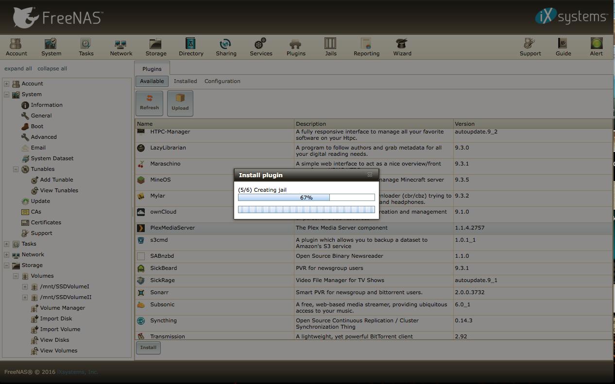 Dell R630 FreeNAS v9-10- Crashing on many fronts | iXsystems