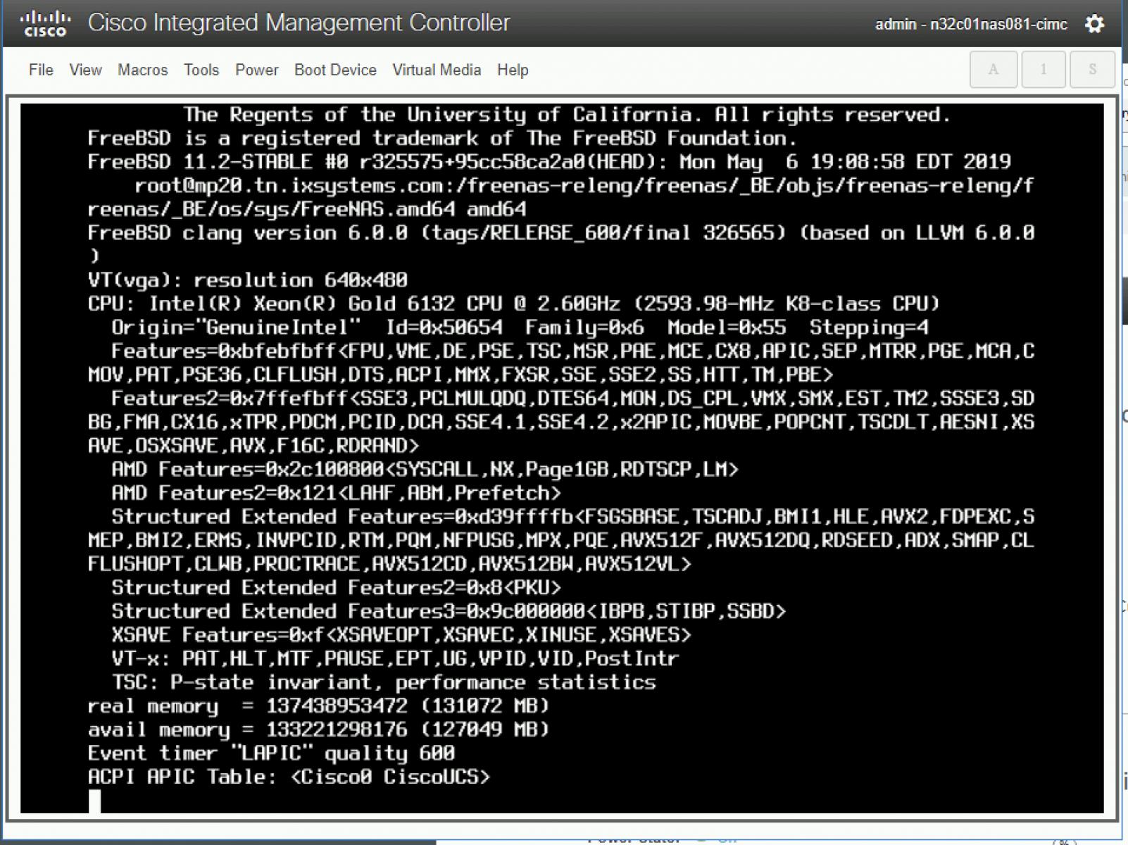 Cisco C220 M5 Esxi Install