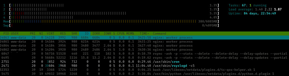 A build to run a ZFS storage for mirror server   iXsystems