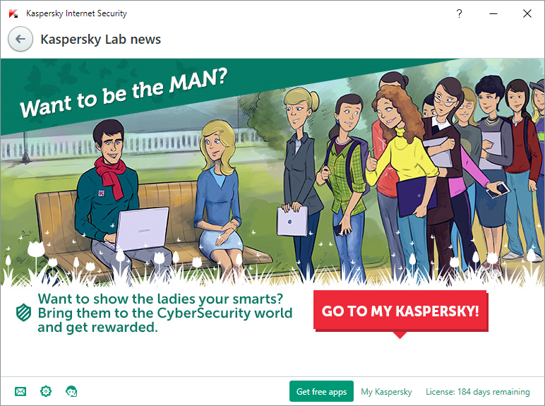 Sexist Antivirus? That's a new one  | iXsystems Community