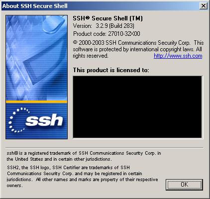 SSH Configuration on FreeNAS 11 - Advanced Options Character