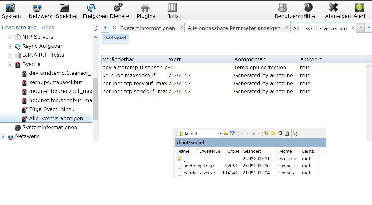 NAS4Free to FreeNAS Transition and hardware upgrade   iXsystems