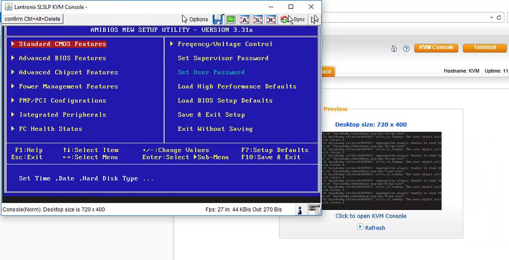 KVM for ocasional usage ? | iXsystems Community