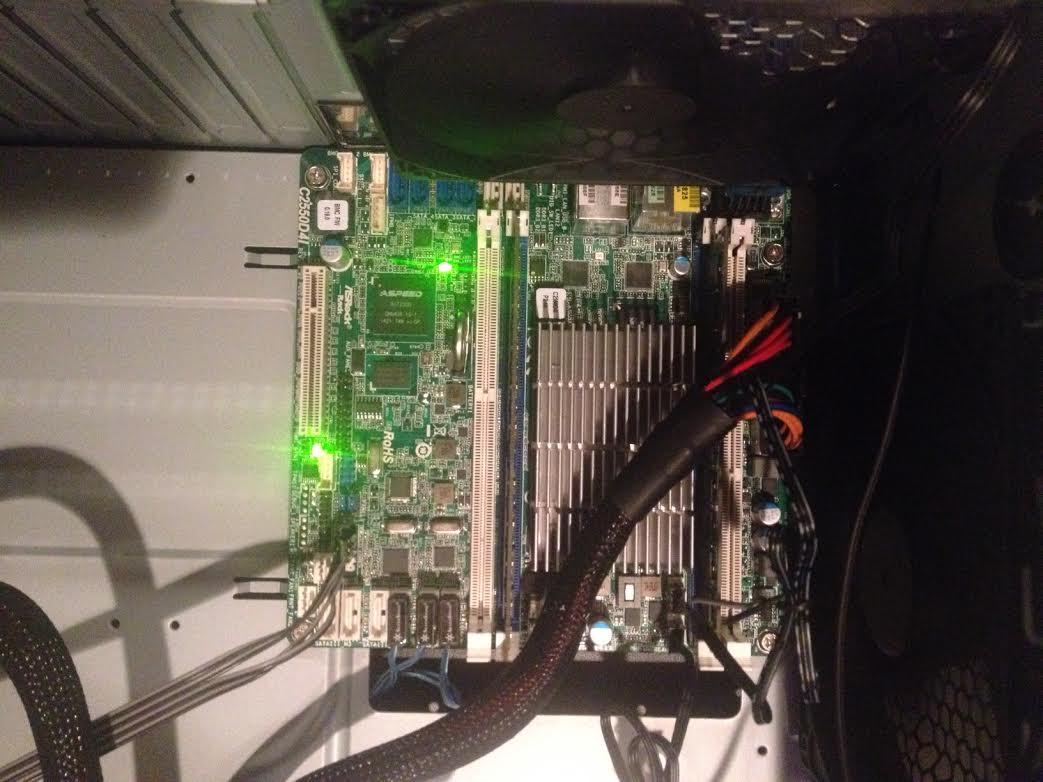 SOLVED - C2550D4I NO POST, NO VGA OUTPUT VIA IPMI | iXsystems Community