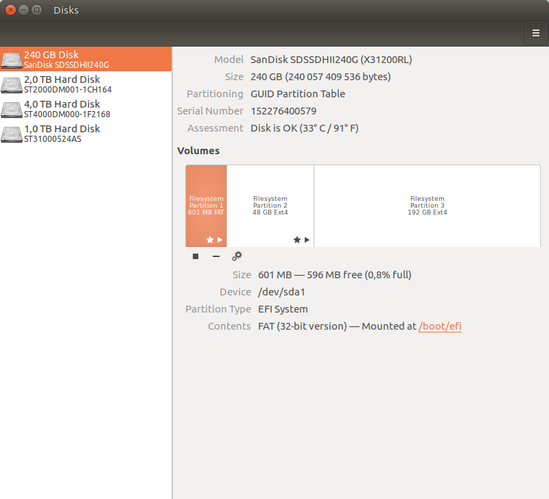 Trying to set up ZFS for the first time (ZFS on Linux