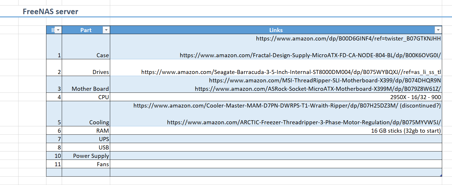 AMD Threadripper build  | iXsystems Community
