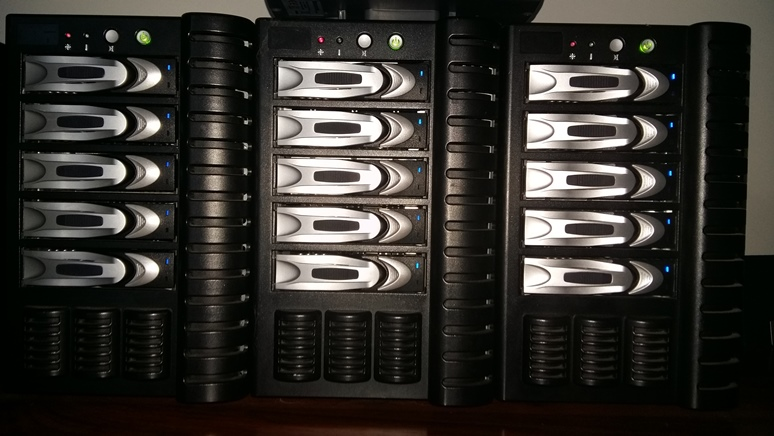 recommendations for an external enclosure? | iXsystems Community