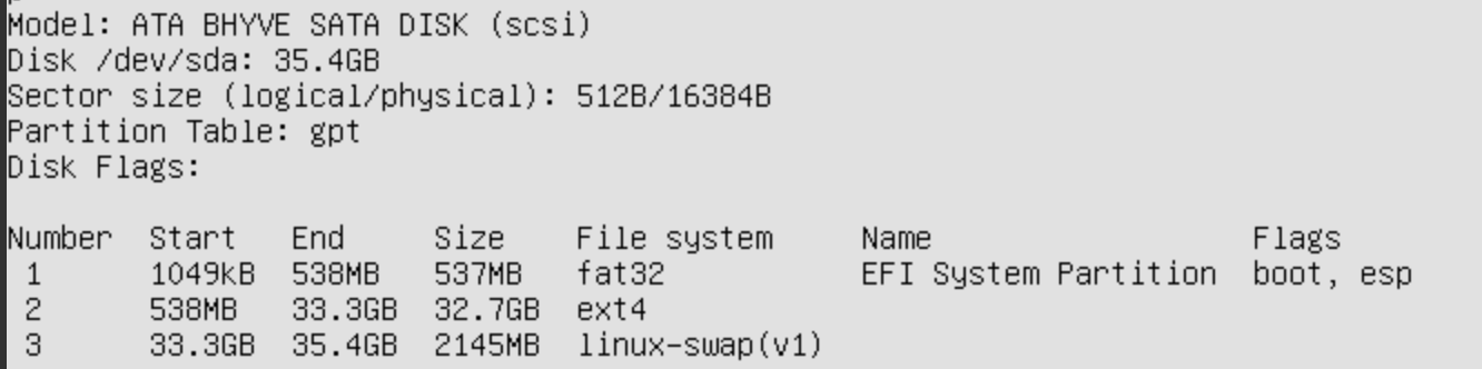 HOWTO] How-to Boot Linux VMs using UEFI | Page 6 | iXsystems