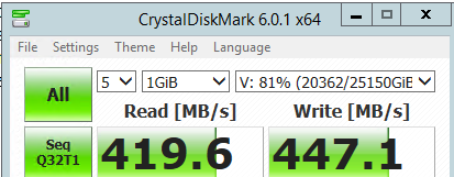 Slow iSCSI Read/Write Performance in ESXi, Fast CIFS, What's Wrong