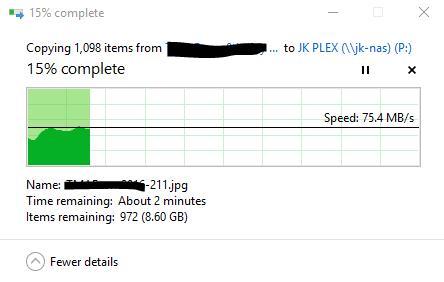 Slow Write/Read Speeds   iXsystems Community
