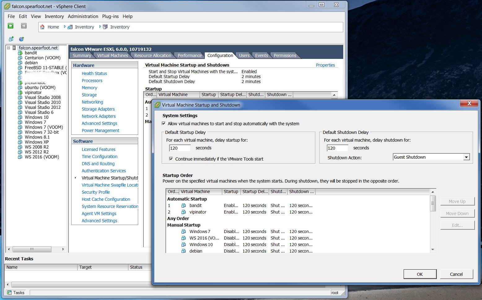 FreeNAS on ESXi - suspend   iXsystems Community