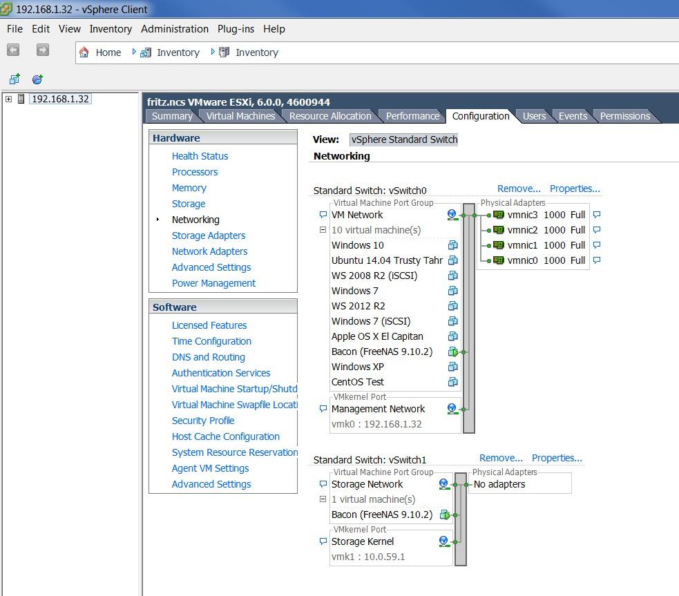 ESXi server   iXsystems Community