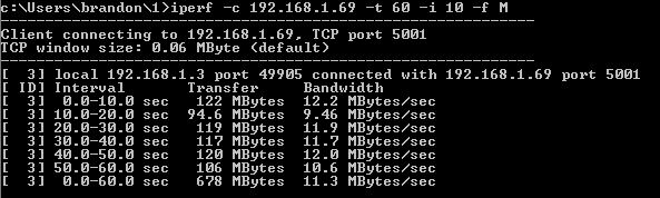 Slow cifs  atune,iperf,dd,tried multiple machines